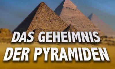 Das Geheimnis der Pyramiden von Jacques Grimault